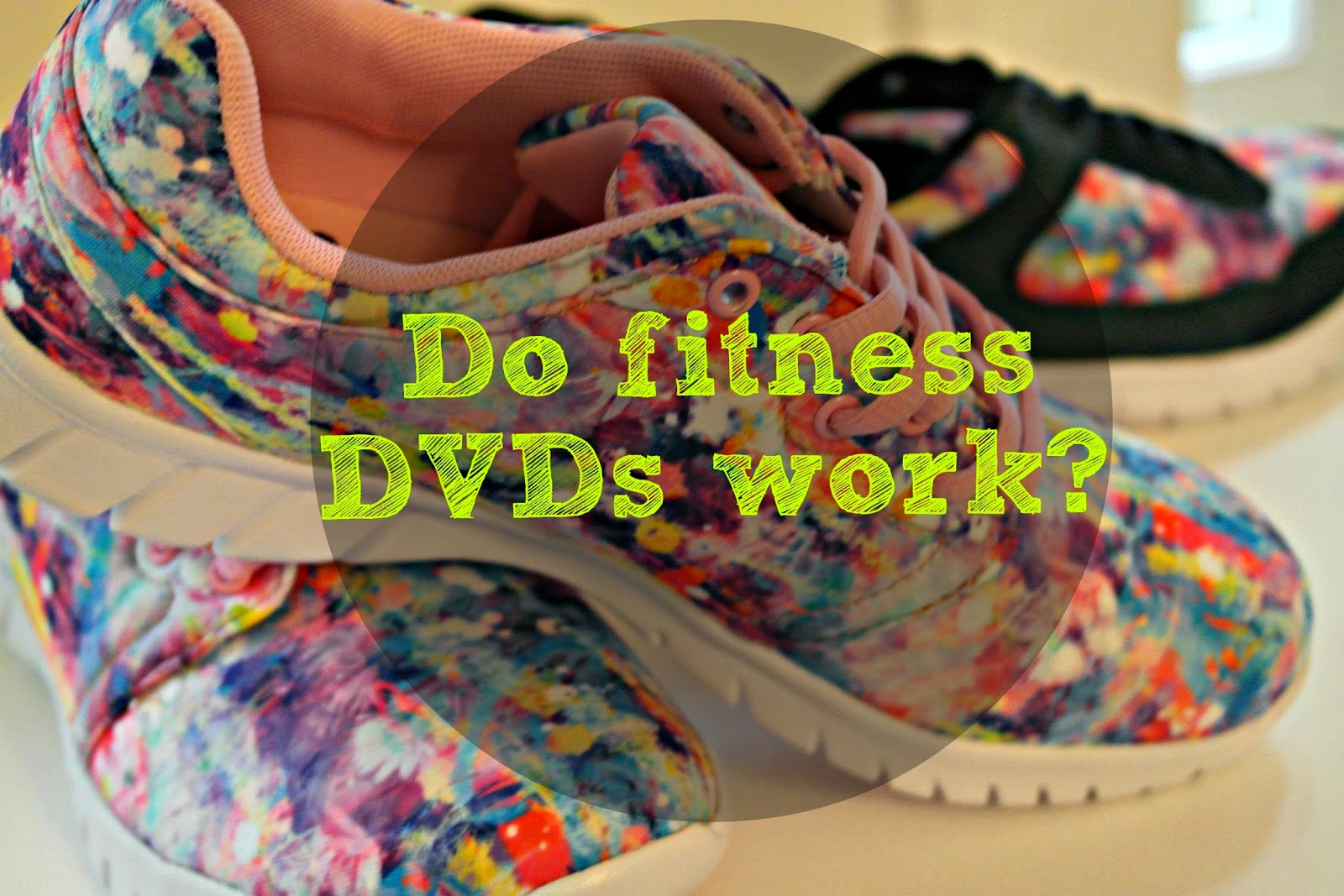 do fitness dvds work