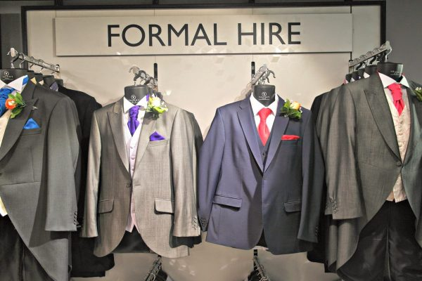 best place to hire weddings suits