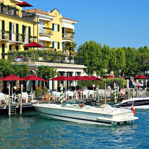 Tui holidays lake Garda