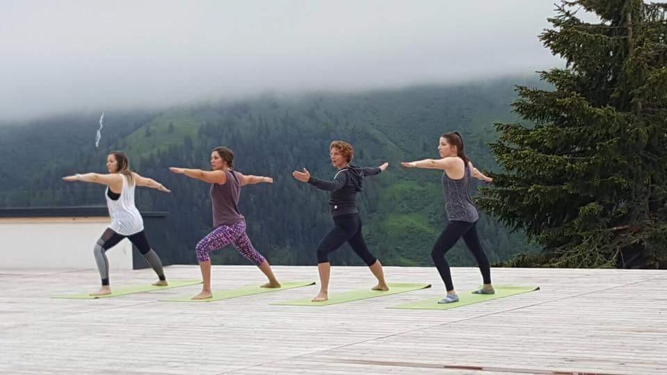 yoga abroad