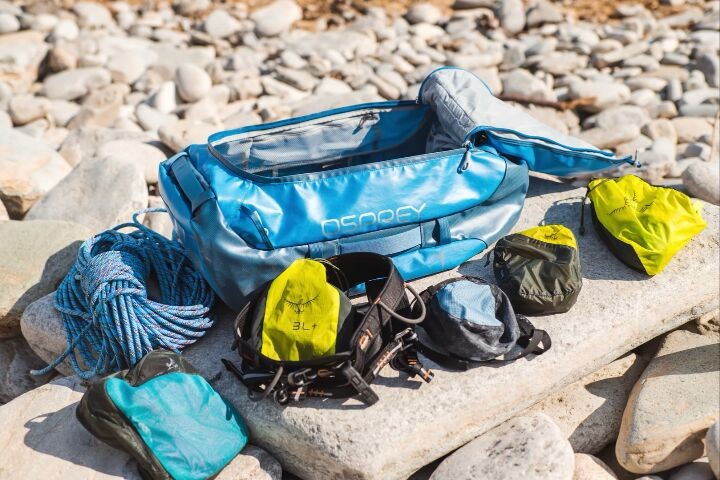 OSPREY TRANSPORTER 95 REVIEW & COMPETITION