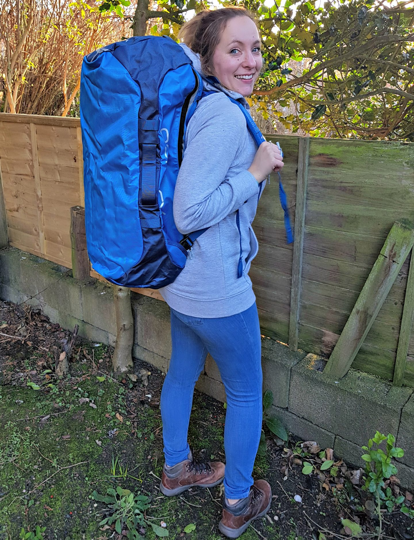 osprey transporter review