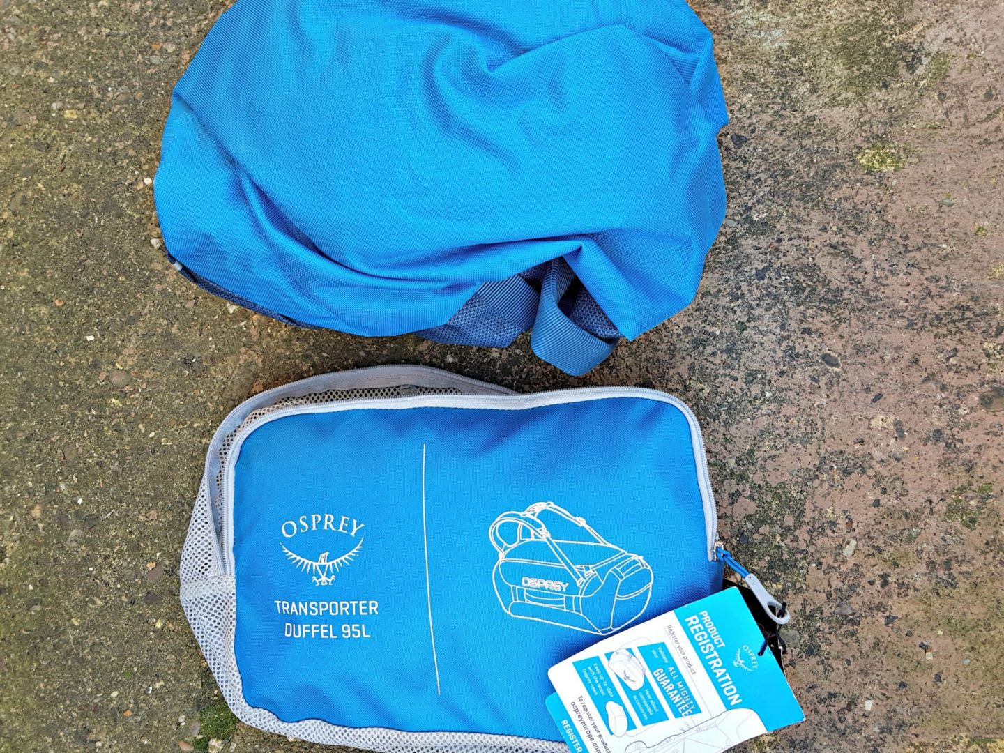 Osprey Transporter 95 Review