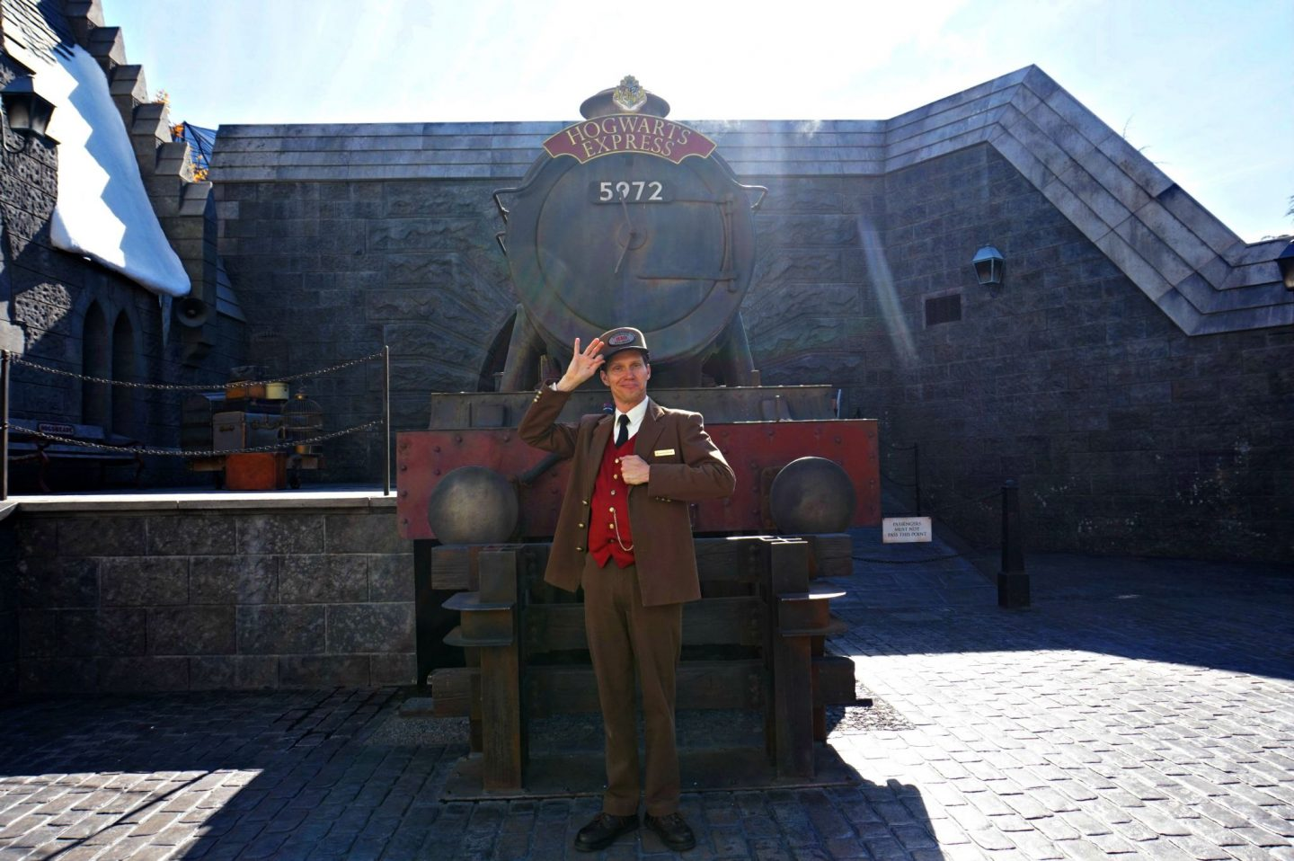 Harry Potter Universal Studios Hollywood