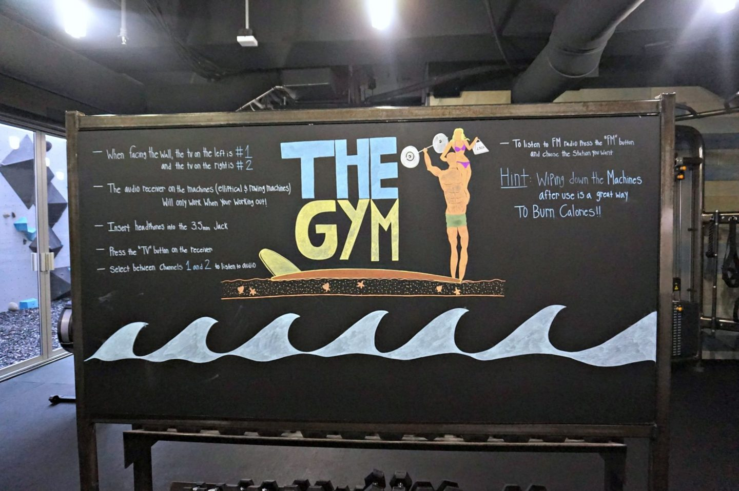 surf city gyms