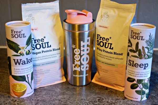 Free Soul Protein