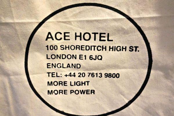 ace hotel shoreditch