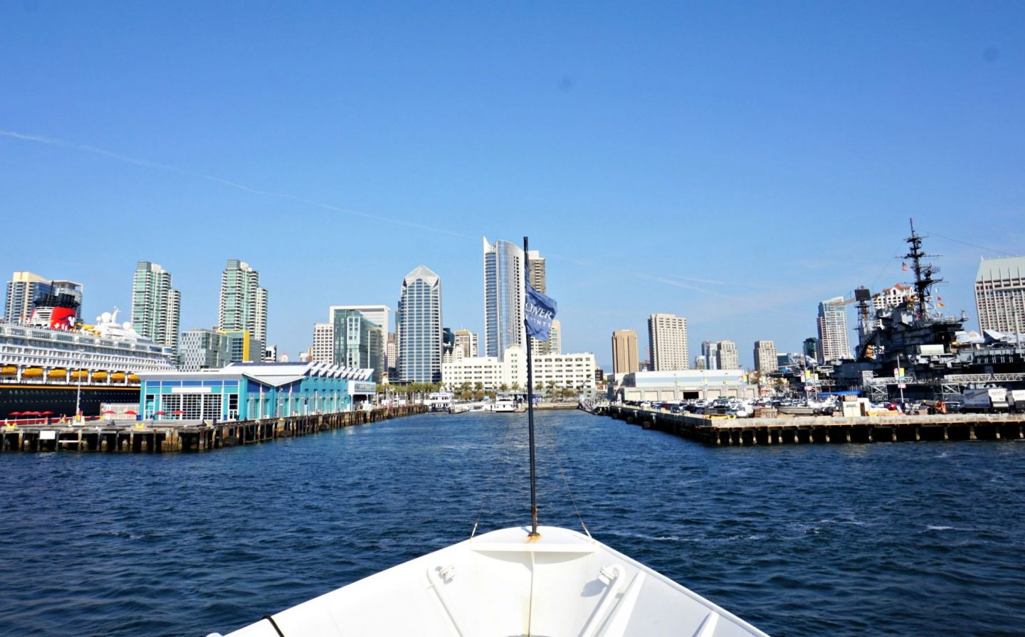 Hornblower whale watching San Diego