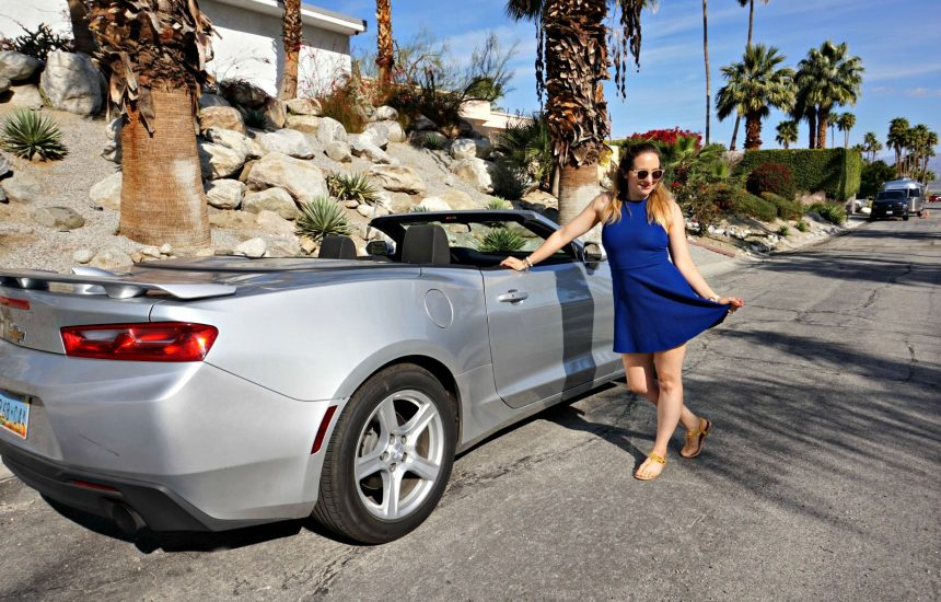 Road trip in California like a pro with Hertz