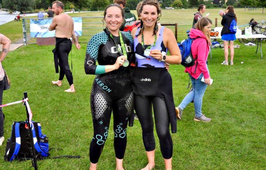 Challenge 2 Henley Mile Swim with Simply Swim #ABChallenge12