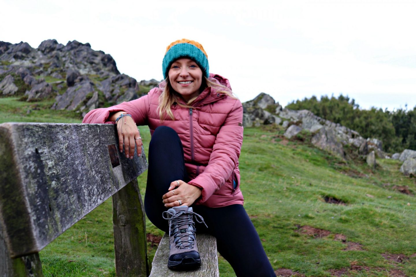 Keen Karriag boots review