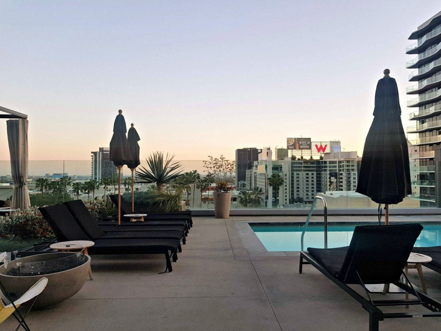 Kimpton Everly Hotel Hollywood review