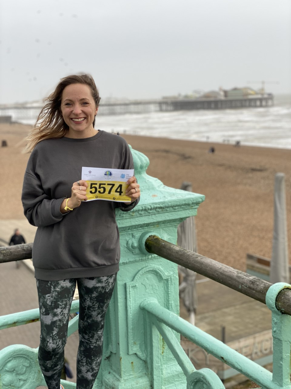 Brighton half marathon review