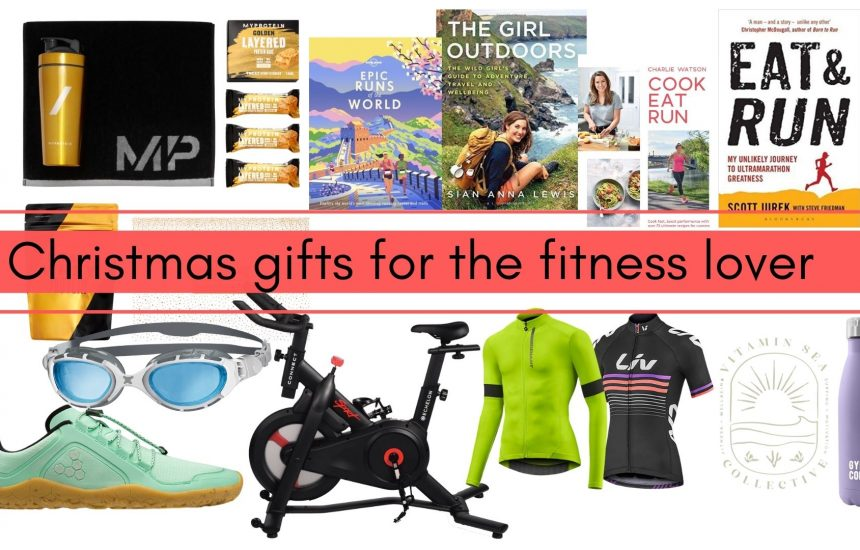 The best Christmas gifts for a fitness lover