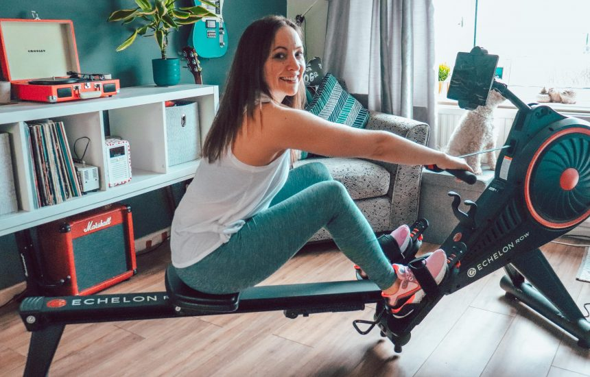 Echelon Row – is this the best rower for your home gym?